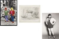 selected images (irgr; 12 works) by marcia resnick