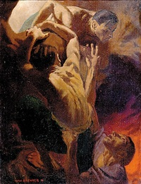 the inferno by nandor viday brenner