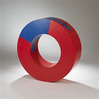 untitled (broken circle) by dennis jones