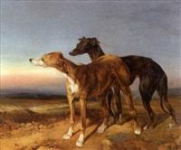 les levriers by e. berthier