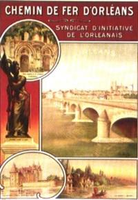chemin de fer d'orleans by ed stable