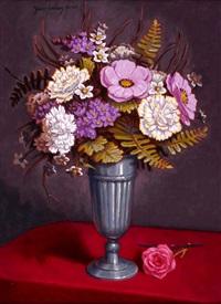 flower vase by yacov gabay