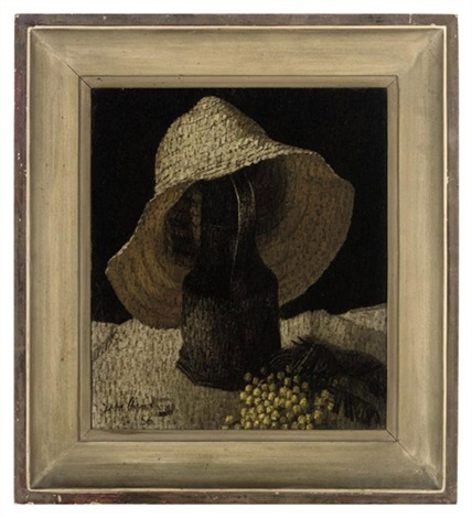the straw hat by john armstrong
