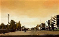 ciudad xxxviii (de la serie dejà vu) by francsico montero escaler