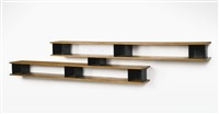 nuage bookcase by charlotte perriand