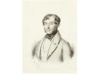 a portrait of a gentleman by raffaele fidanza