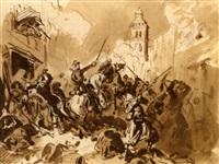 prise de constantine en 1837 by edmond morin
