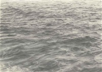 untitled (ocean) by vija celmins