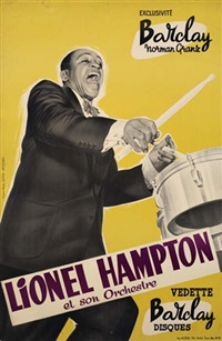 lionel hampton by serge jacques