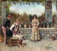 personajes valencianos by antonio amorós botella