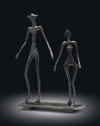 couple by diego giacometti