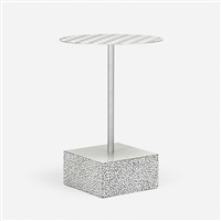primavera table from bau-haus side two collection by ettore sottsass