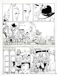 chinaman, planche n°20 by taduc