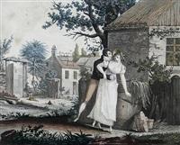 la punition du vol by jean-pierre-marie jazet