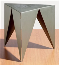 hectapod table by scott burton