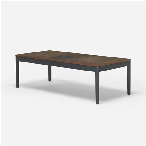 coffee table by george nelson associates