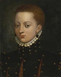 portrait of a young lady by sofonisba anguissola