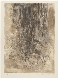 composition by zao wou-ki