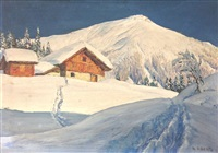 neige éclatante, soleil brûlant by angelo abrate