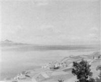 landschaft am genfersee by hans arnold daepp