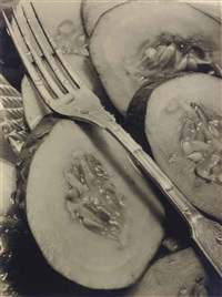 cucumbers (concombres) by pierre dubreuil