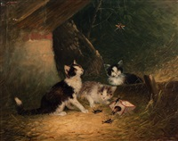 full of surprise (+ dinner time, 2 works) by otto scheuerer