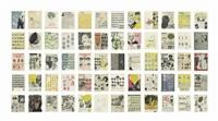 deluxe (portfolio of 60) by ellen gallagher