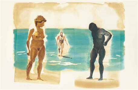 artwork by eric fischl