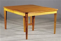 dining table by george hepplewhite
