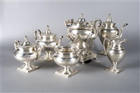 tea and coffee service by bailey, banks and biddle
