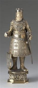 gottfried von bouillon, herzog von niederlothringen by neresheimer