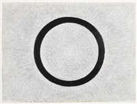 circle of multifarious precisions by richard pousette-dart