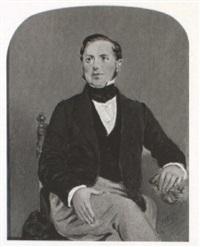portrait of a gentleman by nicolaas henneman