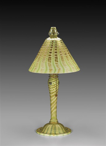 lamp by louis comfort tiffany