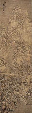 landscape by qian shu