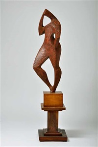 a nude girl by stanislav zadrazil