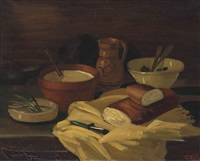 table garnie by andré derain