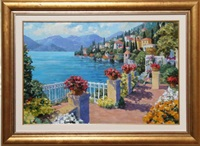 como garden lakeside by julian askins
