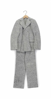 untitled (joseph beuys suit) by maurizio cattelan