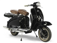 lambretta tv175 series ii by innocenti