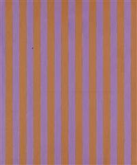 thin stripe #1 by sherrie levine