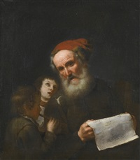 the music lesson by michael sweerts