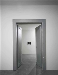untitled (door) by urs fischer