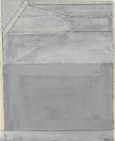 untitled ocean park series by richard diebenkorn