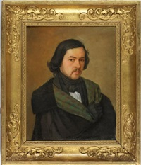 portrait de joseph dessaix by paul cabaud
