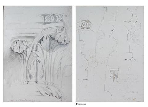 the stones of venice sketch another sketch 2 works by john ruskin