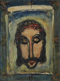 suaire by georges rouault
