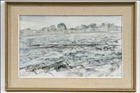 maisema - landskap by aimo kanerva