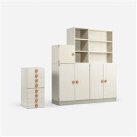 cubirolo modular storage by ettore sottsass