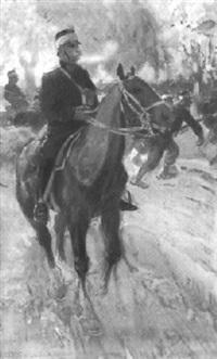 schweizer soldaten im manöver by louis dunki